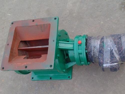 电动卸灰阀
