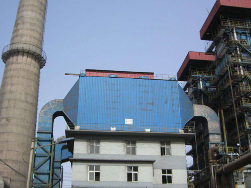 CJMA/CJMB型高压静电管式收尘器